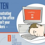 Friday Fun: Top 10 Most Frustrating Things in the Office