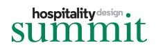 Hospitality Design Summit