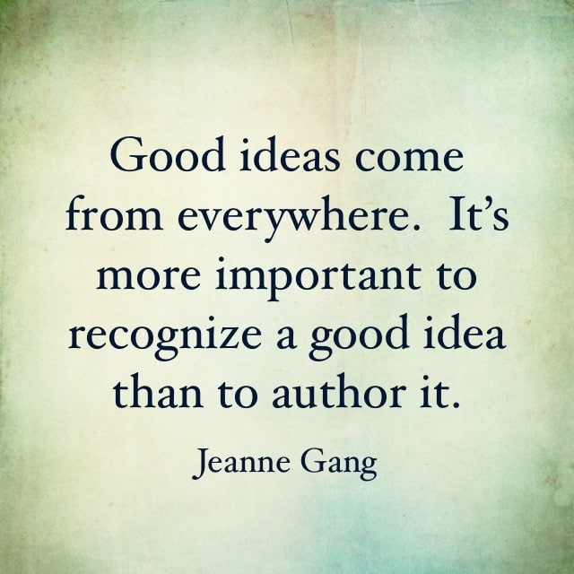 Jeanne Gang Quote