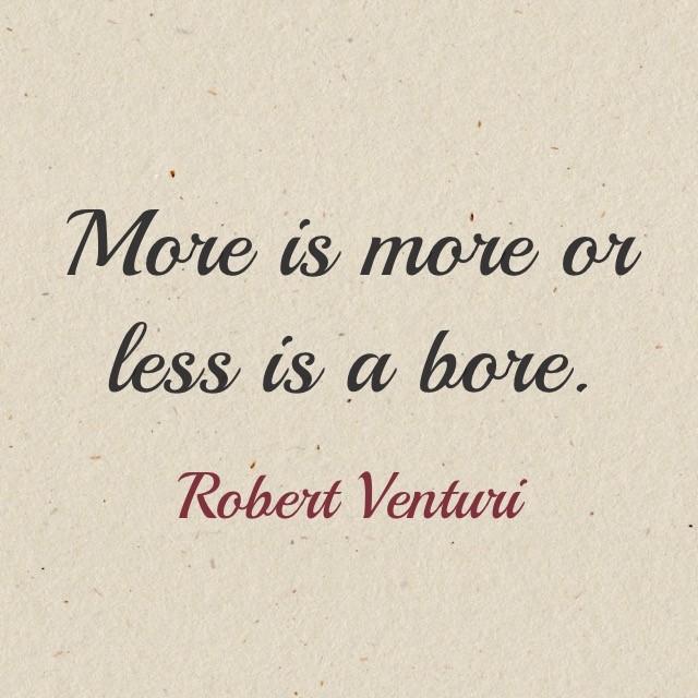 Robert Venturi Quote