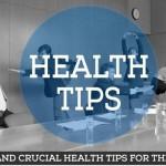 Friday Fun: Office Health Tips