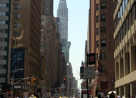 NYC Street Image