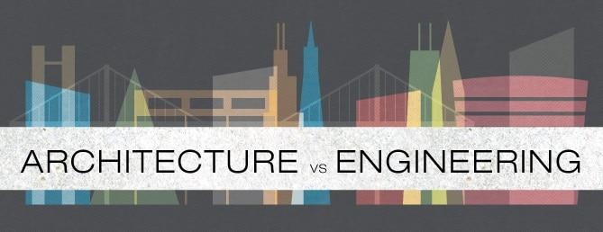Friday Fun: Architecture vs Engineering